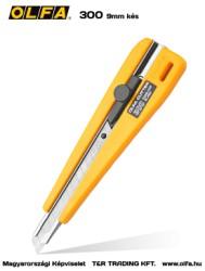 OLFA 300 9mm-es kés