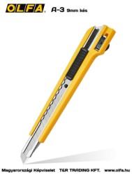 OLFA A-3 9mm-es kés