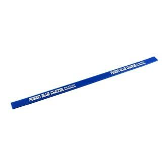 """Fusion Channel Squeegee 18"""" kék vízlehúzó gumi, 45cm hosszú, 94-es keménységű"""