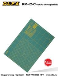 OLFA RM-IC-C vágóalátét