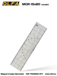 OLFA MQR- 15x60 vonalzó