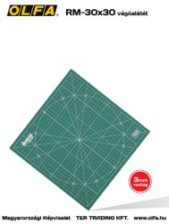 OLFA RM-30x30 forgatható vágóalátét