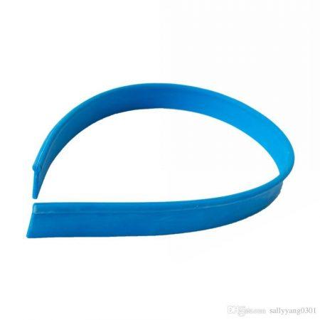 Kék gumibetét The Extruder-hez