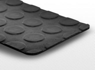Metrómintás gumilemez, 1,2m tekercs szélesség