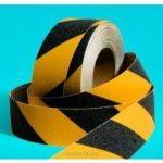 3M sárga-fekete csúszásgátló szalag 50mmx20m