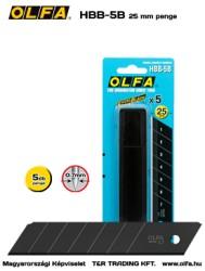 OLFA HBB-5B 25mm-es penge