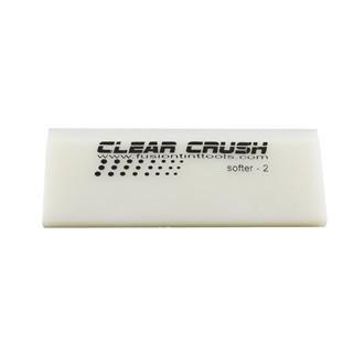 Fusion Clear Crush kasírozóbetét, 12,5cm hosszú, 90-es keménység