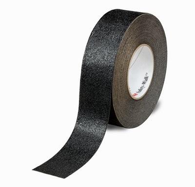 3M SW finom felületű fekete csúszásgátló szalag 25mm x18,3m