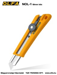 OLFA NOL-1 18mm-es kés