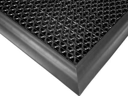 3M Safety-Walk 5100 csúszásmentes szőnyeg, merev Z-hálós vinilszerkezet, alj nélkül - 12mm vastag