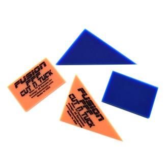 Fusion PPF Cut n Tuck 4 különböző formájú és két keménységű kasírozó
